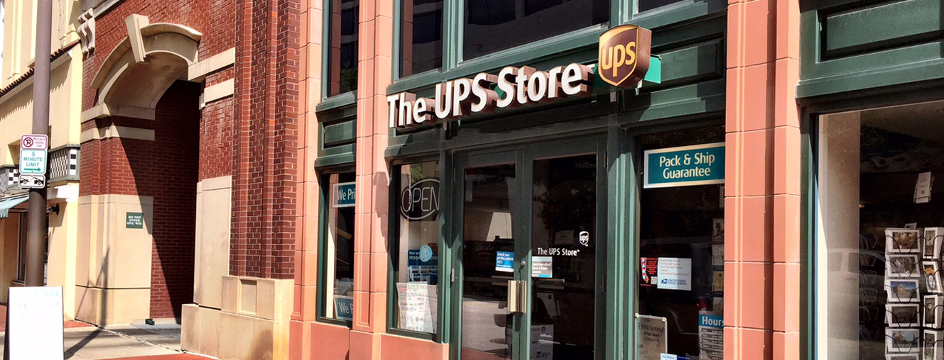The UPS Store - Downtown Fort Worth | Sundance Square